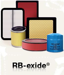 Автомобильные фильтры RB-exide
